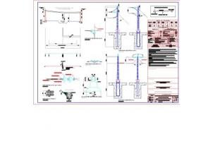 Travessias de BR's, GO's, Ferrovias e Linhas de Transmissão