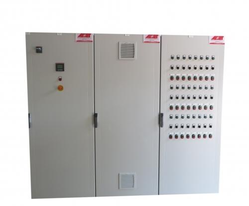 Painéis de Distribuição, CCM's e Automação de Baixa Tensão TTA/PTTA
